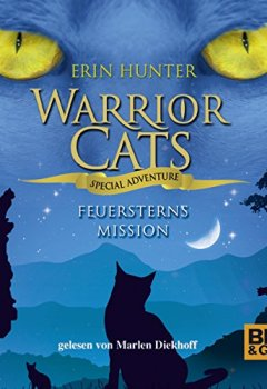 Cover's Buch Feuersterns Mission (Warrior Cats: Special Adventure 1)