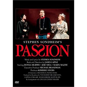 The PASSION DVD