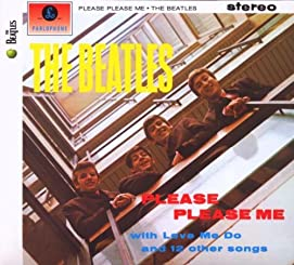 "Cover of ""Please Please Me (Remastered)"""