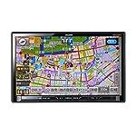 イクリプス(ECLIPSE) AVN-SZX05i 9型 カーナビ 地図自動更新/地デジ(フルセグ)TV/SD/CD/DVD/Bluetooth/Wi-Fi AVN-SZX05i