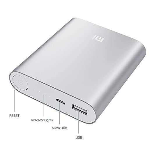 Power Bank batería externa Xiaomi