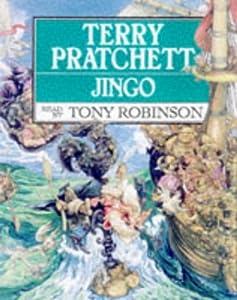 "Cover of ""Jingo"""