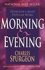 "Cover of ""Morning and Evening"""