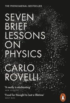 Livres Couvertures de Seven Brief Lessons on Physics