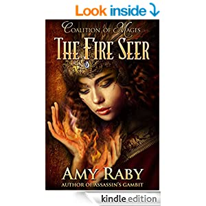The Fire Seer (Coalition of Mages Book 1)