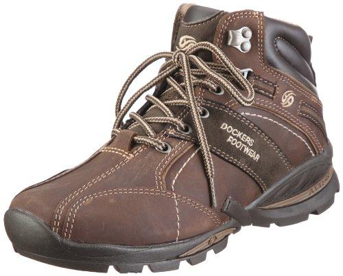 Dockers 296500-071178, Herren Stiefel, Braun (chocolate/stone 178), EU 44