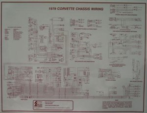 1979 Corvette Wiring Diagram