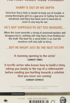Livres Couvertures de The Bat: Harry Hole 1