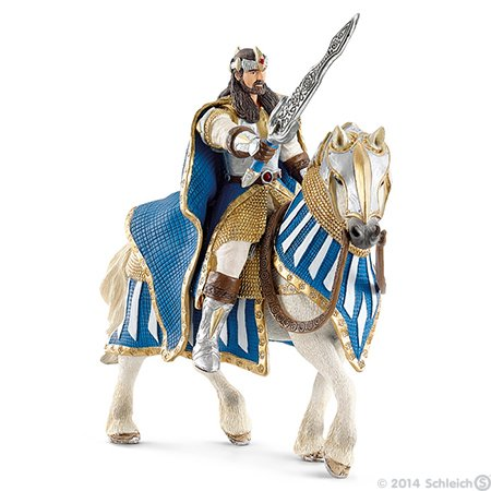 Schleich Griffin Knight King