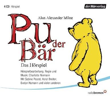 Alan Alexander Milne - Pu der Bär (hörverlag)