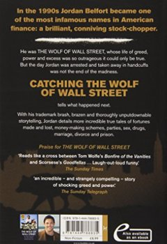 Livres Couvertures de Catching the Wolf of Wall Street: More Incredible True Stories of Fortunes, Schemes, Parties, and Prison