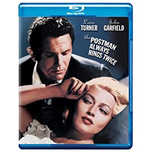 The Postman Always Rings Twice [Blu-ray]