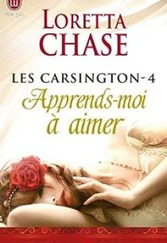 Livres Couvertures de Les Carsington, Tome 4 : Apprends Moi à Aimer