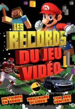 Livres Couvertures de Les records du jeu vidéo