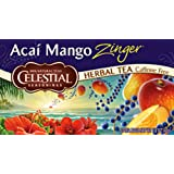 Celestial Seasonings Acai Mango Sweet Zinger Ice, 1.5-Ounce (Pack of 6)