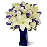 Certified Beyond Blue Bouquet - Theshopstation Online Fresh Flowers Bouquet - Wedding Flowers - Birthday Flowers - Anniversary Flowers - Flower Arrangements - Flower Bouquet - Floral