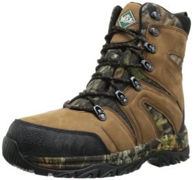 MuckBoots Men's Woodlands Extreme Hunting Boot,Brown,9 M US