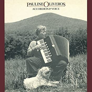 "Cover of ""Accordion & Voice"""