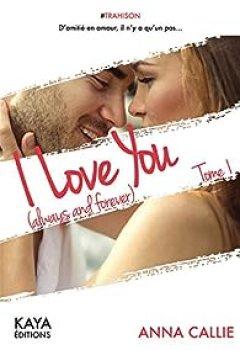 Livres Couvertures de I Love You