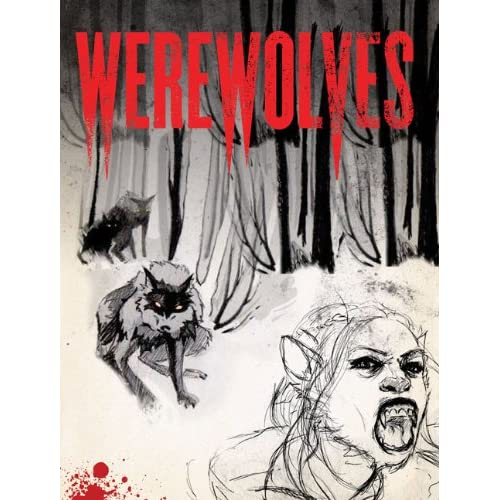 Werewolves- Cover Art