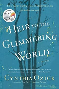 "Cover of ""Heir to the Glimmering World"""