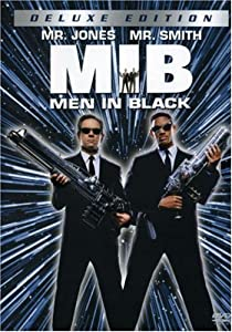 "Cover of ""Men in Black (Deluxe Edition)"""