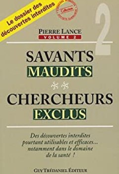Livres Couvertures de Savants Maudits, Chercheurs Exclus : Tome 2