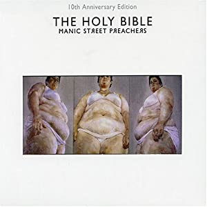 "Cover of ""Holy Bible: 10th Anniversary Ed..."