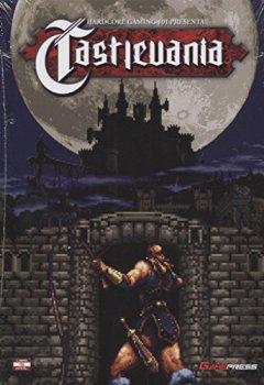 Portada del libro deHardcore Gaming 101 Presenta CASTLEVANIA