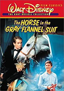 """Cover of """"The Horse in the Gray Flannel S..."""