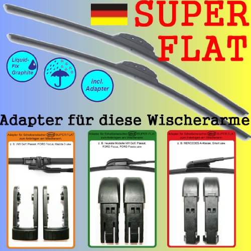 Scheibenwischer SuperFlat Renault Espace III (JE0) ab 11.96 - 10.02 (650-450)