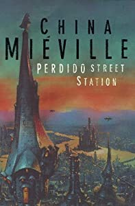 "Cover of ""Perdido Street Station"""