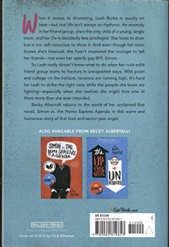 Livres Couvertures de Leah on the Offbeat