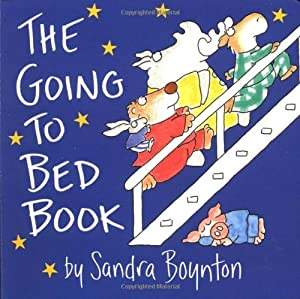 "Cover of ""The Going-To-Bed Book"""