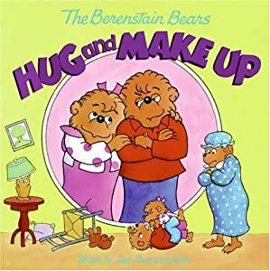 """Cover of """"The Berenstain Bears Hug and Ma..."""
