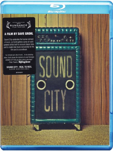 Sound City [Blu-ray] directed by Dave Grohl