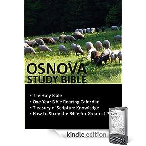 OSNOVA Study Bible