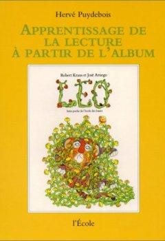 Livres Couvertures de Apprentissage de la lecture à partir de l'album : Léo