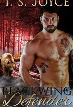 Buchdeckel von Blackwing Defender (Kane's Mountains Book 1) (English Edition)