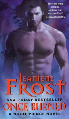 Once Burned by Jeaniene Frost