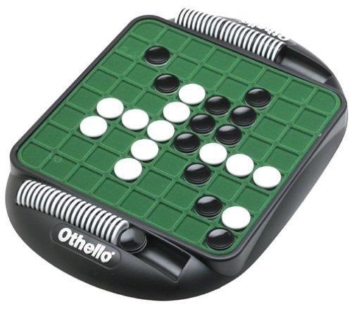 othello board game mattel