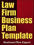 Law Firm Business Plan Template (English Edition)