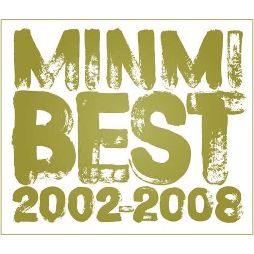 MINMI BEST 2002-2008(初回限定盤)をAmazonでチェック!
