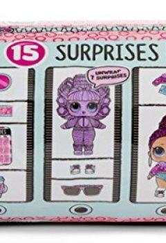 Livres Couvertures de L.O.L. SURPRISE  – LOL Innovation Under Wraps , 30319