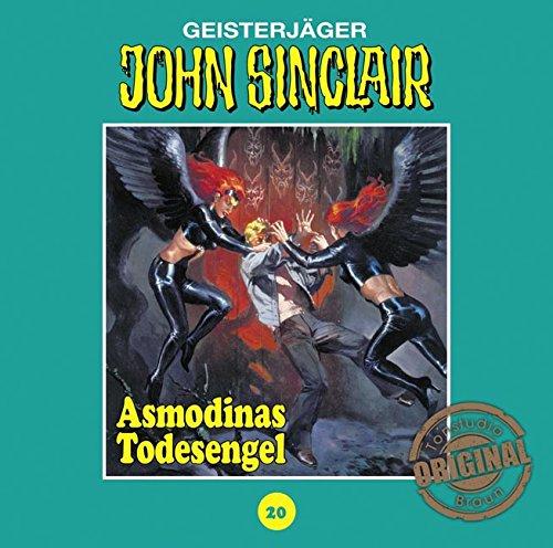 John Sinclair (20) Asmodinas Todesengel (Jason Dark) Tonstudio Braun / Lübbe Audio 2016