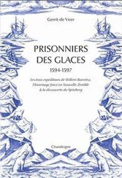 Livres Couvertures de Prisonniers Des Glaces 1594 1597