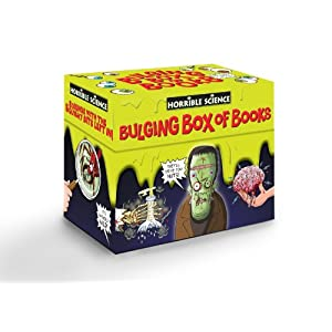 Bulging Box of Books (Horrible Science)