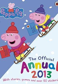 Livres Couvertures de Peppa Pig: Official Annual 2013