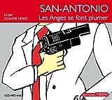 San Antonio - Les anges se font plumer (1CD audio MP3) par  San-Antonio