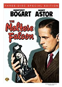 "Cover of ""The Maltese Falcon (Three-Disc ..."